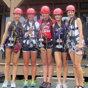 Group Canopy Tour