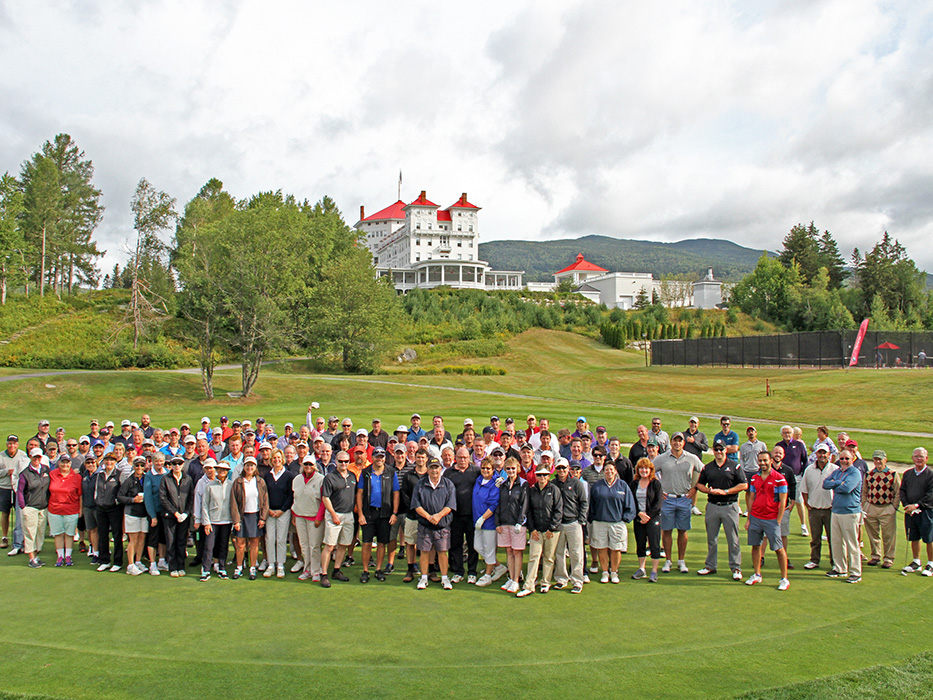 160 golfers turned out for the Dr. Moose Golf Tournament today!