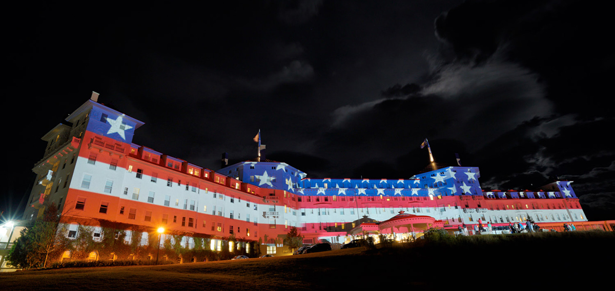 Reserve our Mount Washington Hotels in Bretton Woods, NH