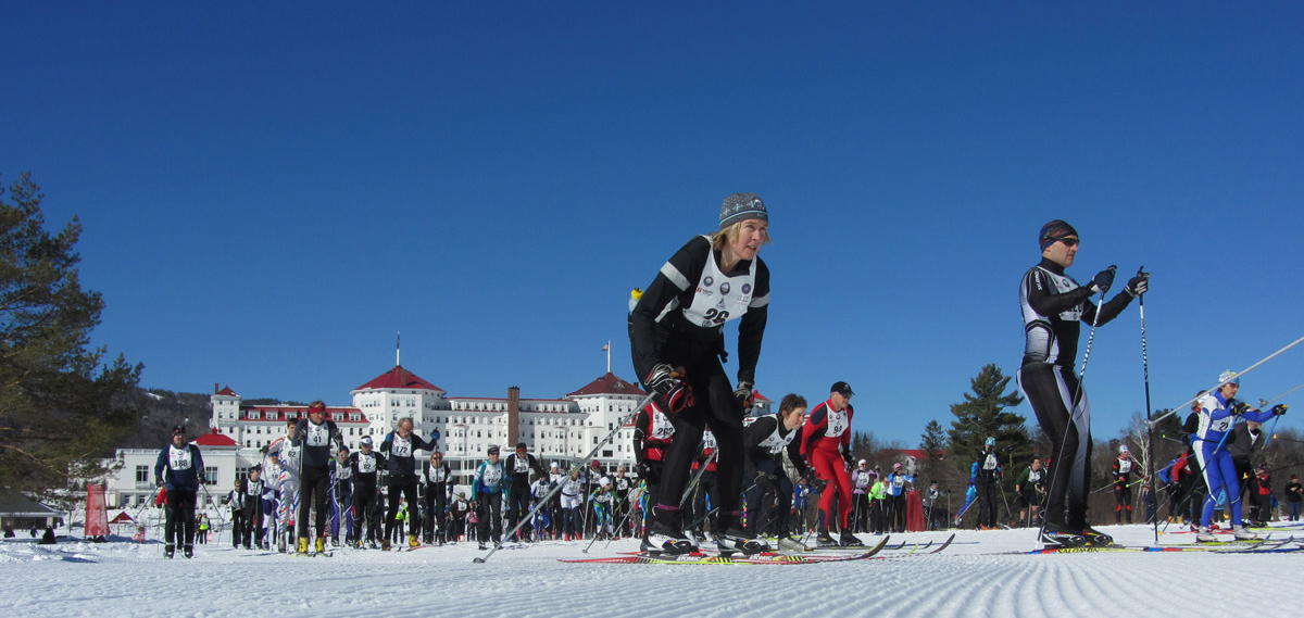 Nordic Marathon at Bretton Woods NH