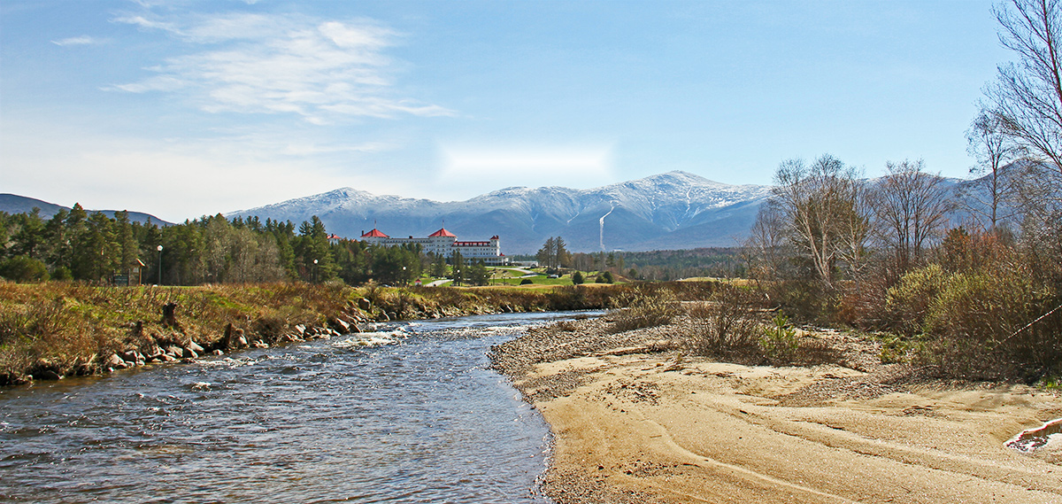 Ammonoosuc River, Mount Washington, Bretton Woods