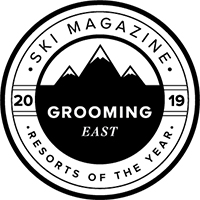 Ski Magazine 2019 Best Grooming East Award
