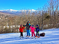 Bretton Woods Presidential Range