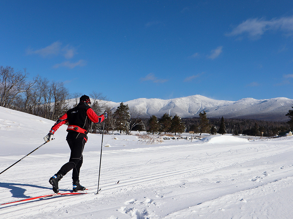 The Nordic trails are skiing great headed into the weekend!