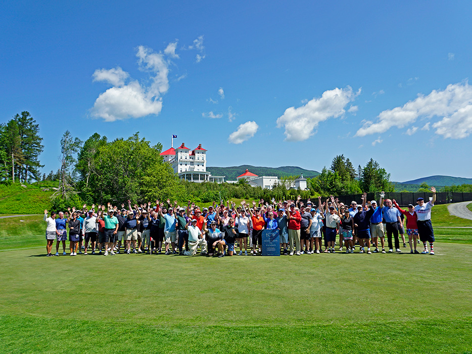 Thanks to EVERYONE who came out and helped make our Memorial Golf Tournament a huge success!
