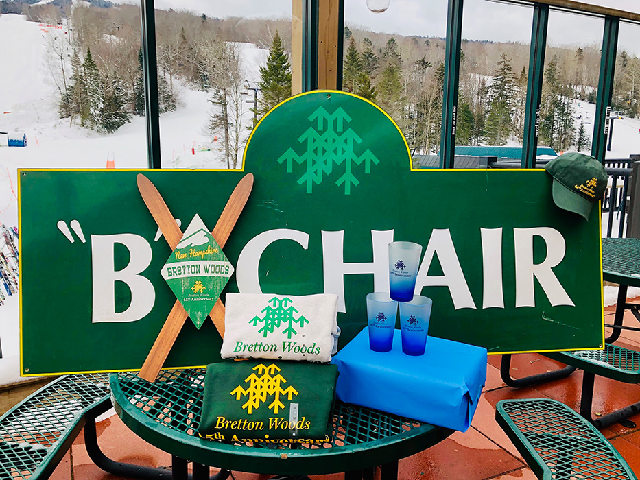 It's our 45th Anniversary tomorrow! $45 lift tickets tomorrow, chances to get great swag and an apres bash!