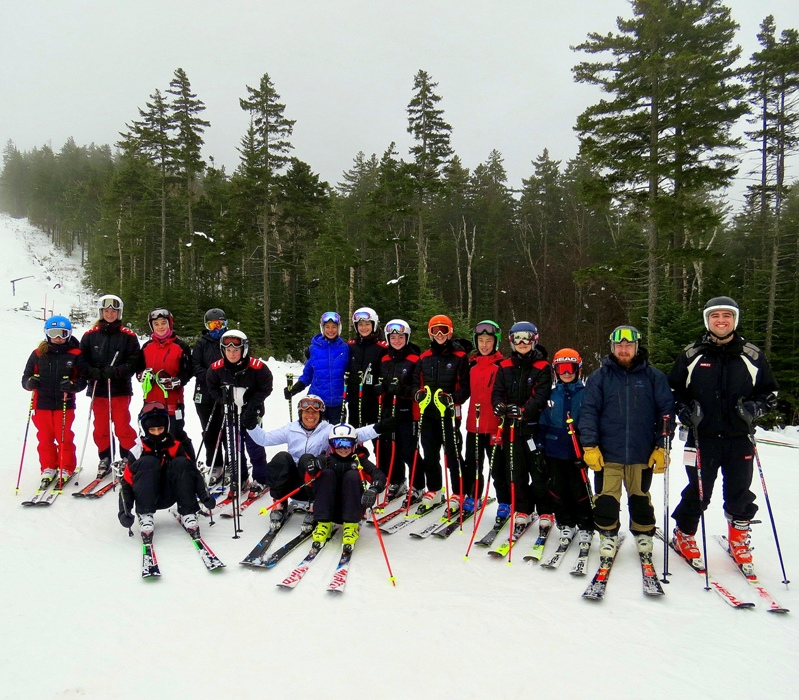 Bretton Woods Race Team With 3x Olympian Miki Fera