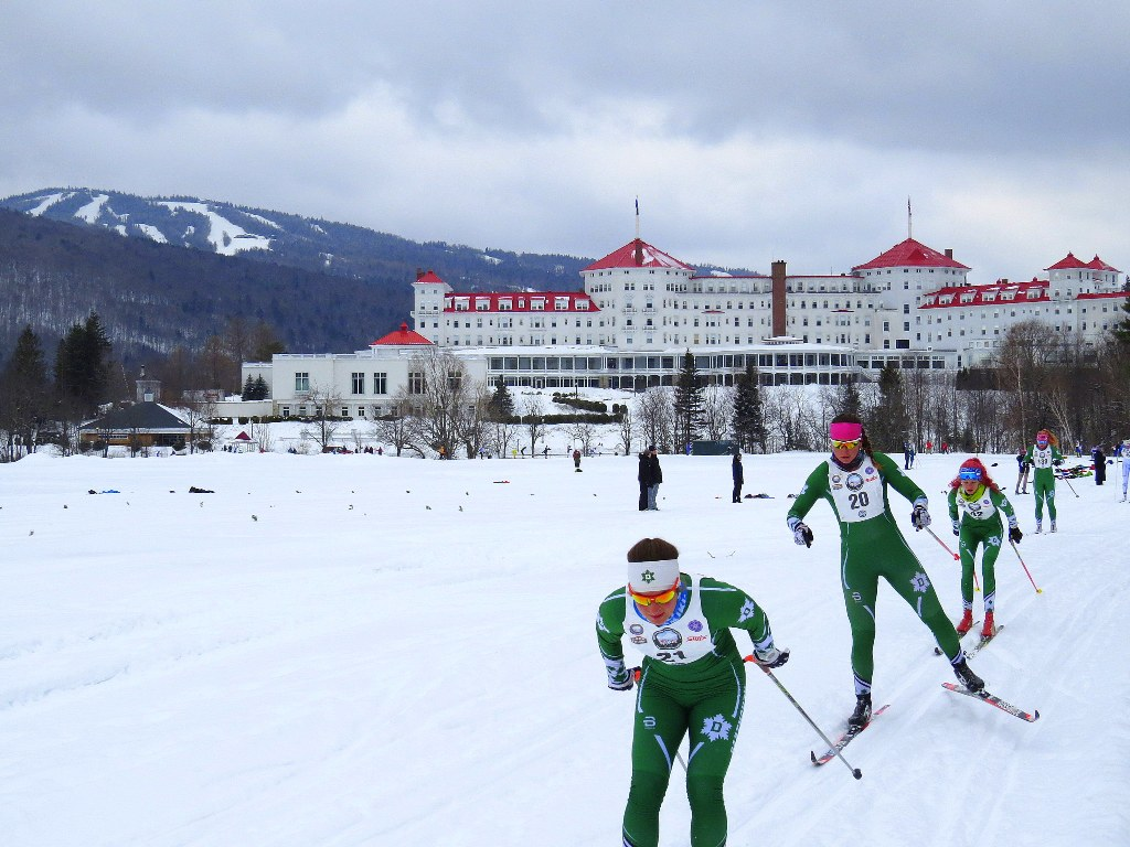 Over 200 athletes competed in the 2019 Bretton Woods Marathon today!